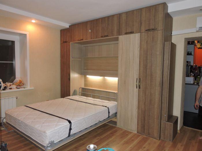 мебель трансформер кровать шкафстол стоимость 1500000 руб